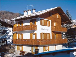 APPARTAMENTI Villa Himalaya - Moena - Val di Fassa - Dolomiti - Trentino