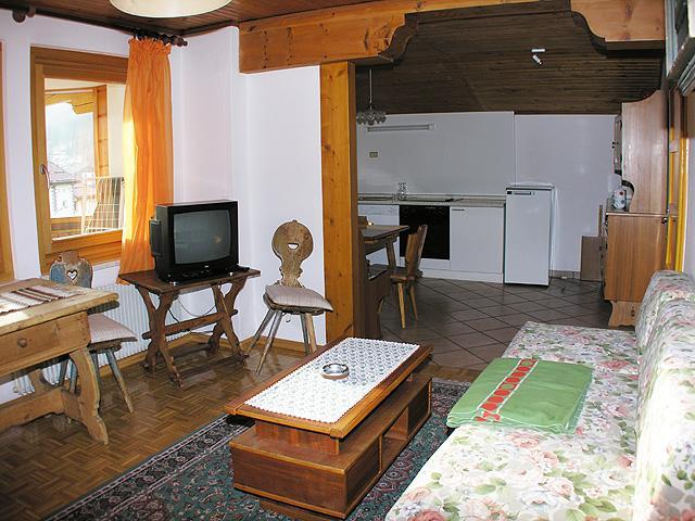 APPARTAMENTI Casa Elisa - Pozza di Fassa - Val di Fassa - Dolomiti ...